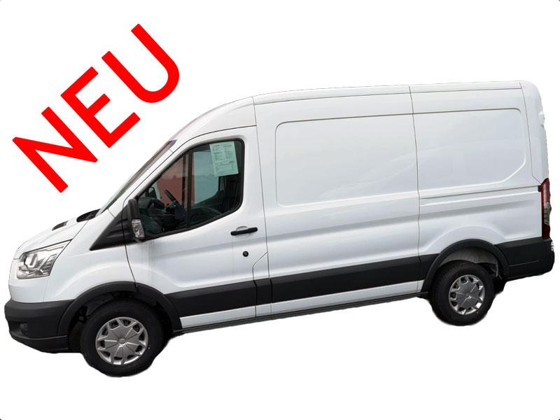 Ford-Transit - NEU