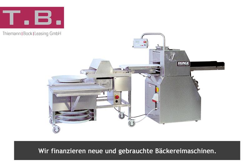 Neue und gebrauchte Bäckereimaschinen klein