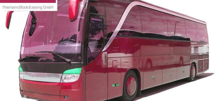 Busfinanzierung für Busunternehmer, Reiseveranstalter und Städtische Verkehrsbetriebe