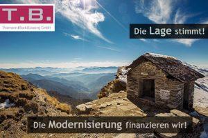 Modernisierungs-Finanzierungen
