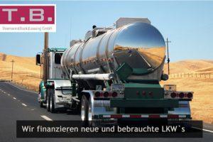 Neue und gebrauchte LKW finanzieren