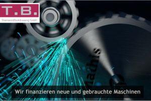 Neue und gebrauchte Maschinen finanzieren