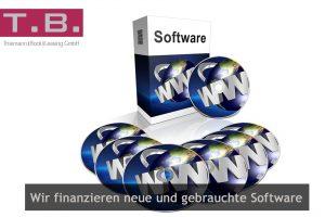 Neue und gebrauchte Software finanzieren