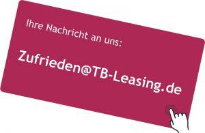 Nachricht an TB-Leasing